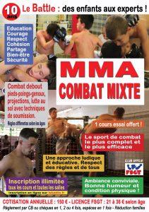 Combat Mixte