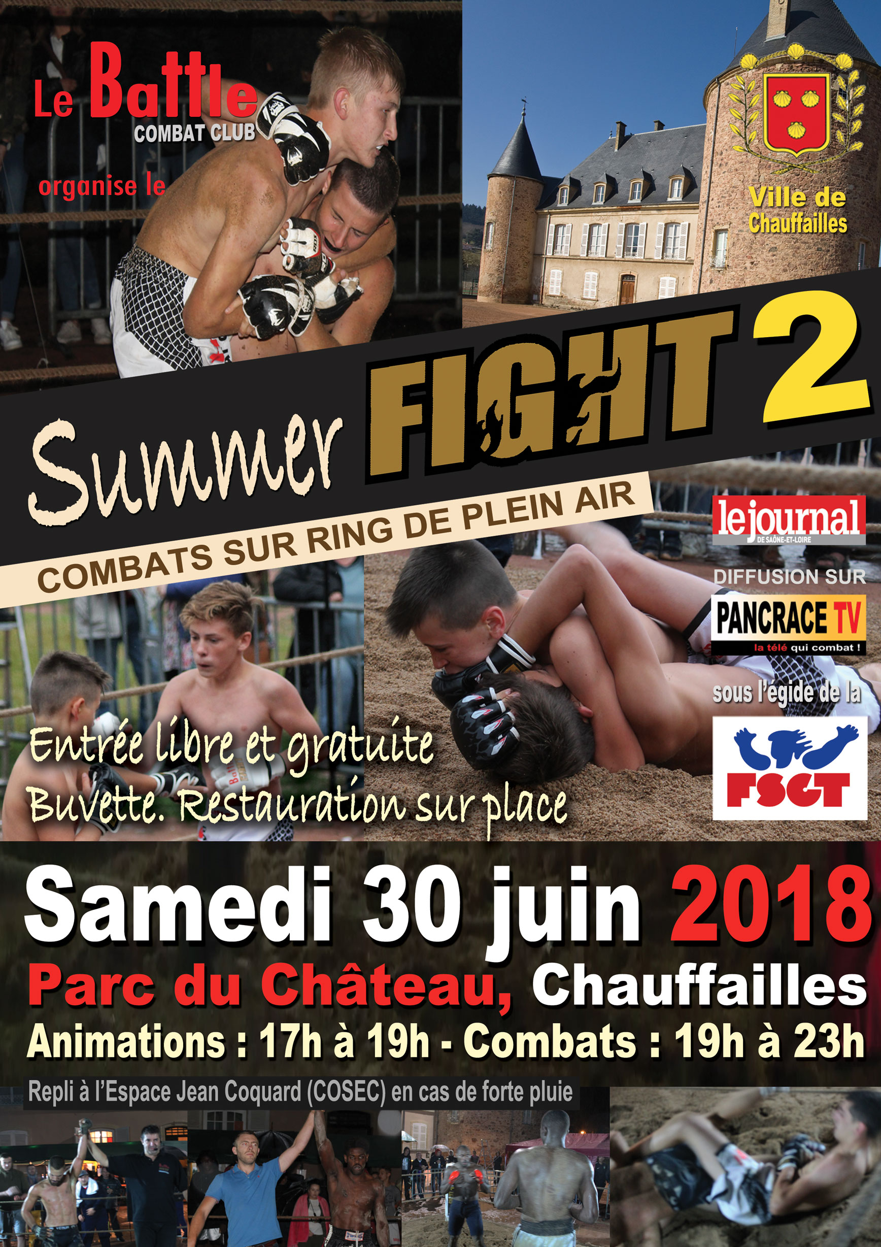 Summer Fight 2